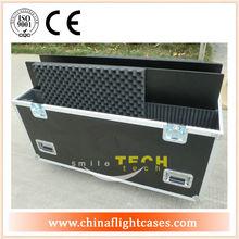 Universial Plasma TV flight cases for dual 40-50''