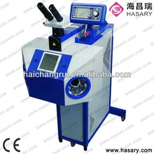 Long warranly high power Laser Welding machine for royal gold capsule