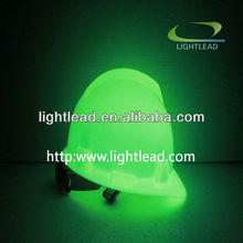 V gard glow safety helmet