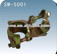 Construction Bs1139/En74 Scaffolding Swivel/Straight Fittings/Coupler/Clamp