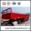 3 axles widely used cargo semi trailer for sale