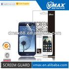 Anti-shock screen guard for Samsung galaxy s3 i9300 oem/odm (Anti-Glare)