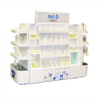 MDF Cosmetic Display Showcase and Cabinet
