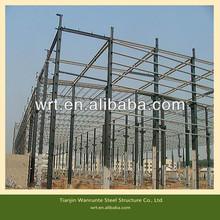 Steel Parking Structure