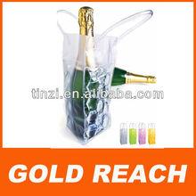 Gel Filled Freezer; Pvc Wine Cooling Bag