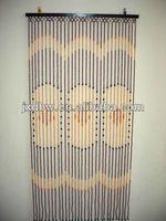 Fashion Christmas Design 2014 Bamboo And Wood Curtain