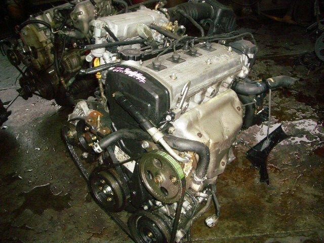 [ 20ft ] TOYOTA diesel 3L motor [ recipiente ]
