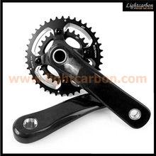 LIGHTCARBON carbon bicycle parts CS04 mtb carbon crankset