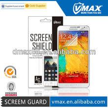 HD anti glare screen shield for Samsung Note 3 GT-N7300