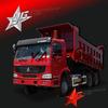 sinotruk howo dump truck used in Britain