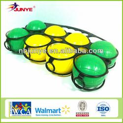 Ningbo Junye Plastic Bocce Ball With EN71