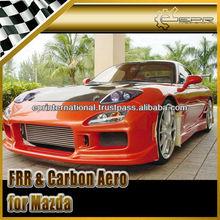 For Mazda FD3S RX7 C West Full Bumper Body Kit