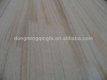 solid wood Paulownia finger joint Board