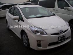 Toyota Prius Hybrid Green Car Japan used best hybrid cars