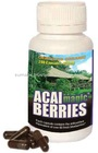 Optimal/strong antioxidant food for glowing face, Acai Magic Berries Capsules