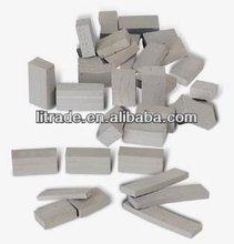 2014 Diamond segments for granite