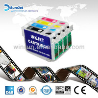 tx121 ink cartridge for epson T0731 refillable cartridge