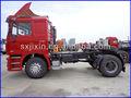 shaanxi e sinotruck 4x2 430hp tractor preço de fábrica