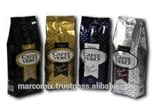 Italian Espresso Coffee - Roasted Beans - Caffe Vero Brand