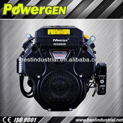 PowerGen V Twin Motorcycle Gasoline Engine 22HP