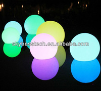 Waterproof magic led lighting ball/led light supplier in china