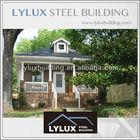 S mall kit homes cheap light gauge prefab house steel Prefabricated modular homes