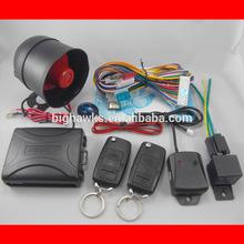car security system b5 passat remote flick key BIGHAWKS CA703-8117 security system car alarm