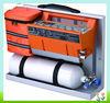 Portable Oxygen Breathing Machine-Ventilator Use in Medical Emergency