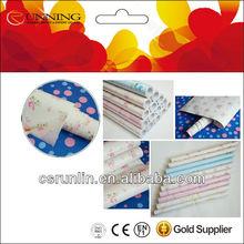 2014 high quality custom decorative pvc wall paper