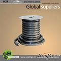 caliente la venta de fibra de carbono reforzado hilos de grafito embalaje
