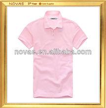 Custom bulk plain cotton mens polo shirt design china factory