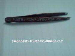 slanted Eyebrow tweezers