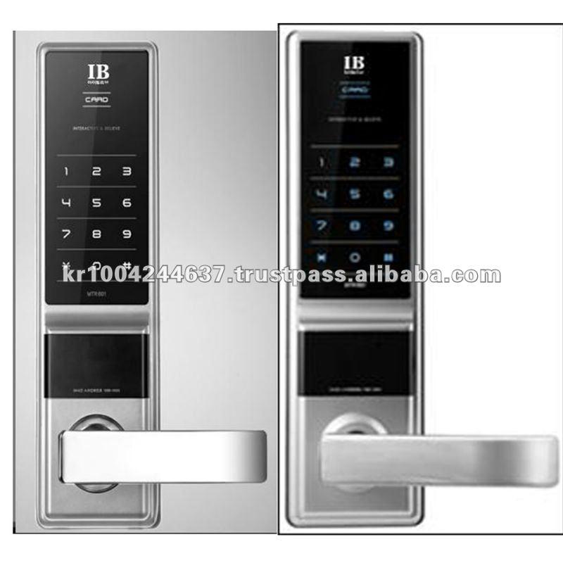 digital keypad door lock photo detailed about digital keypad door lock picture on. Black Bedroom Furniture Sets. Home Design Ideas