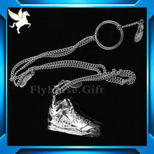 wholesale metal keychain nike shoe keyring