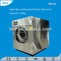 100kg Capacity Hotel Industrial Laundry Washing Machine