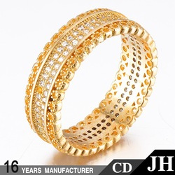 2015 18k Gold Plated Jewelry , JH Wholesale 18k Gold Jewelry