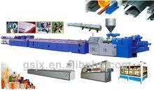 PVC WPC Wood Plastic Profile Production Line