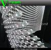 soft led video display,flexible led display, soft led curtain display