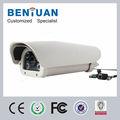profesional utilizado en la autopista digital de red ip automática de número de la placa de reconocimiento de la cámara