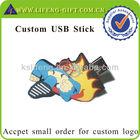 Custom flash drive usb