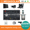 The cool apperance 600W practical automobile solar charger for emergency use, also charging when you driving- Model: MS-600PSS