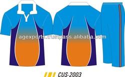 New Design Cricket Jerseys