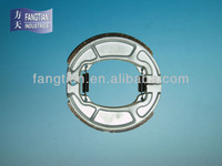 Jupiter MX Motorcycle Spare Parts Brake Shoes For Indonesian