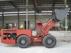 FCYJ-0.75E china made articulated underground mining 4x4 trackless load haul dump