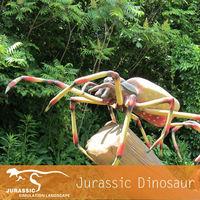 Amusement Park Animatronic Artificial Insect For Sale
