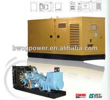 Free Noise! Deutz 20-1500kVA Self Running Diesel Generator 300kW