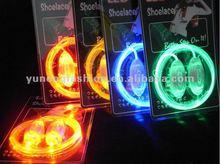 hot selling LED flashing shoelace