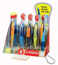 Fashion design toothbrush display stand