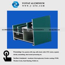 Aluminium window and door profile /extrusion