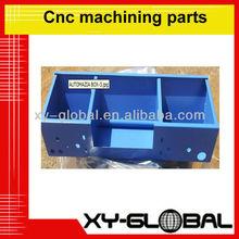 china high quality aluminum lathe cnc machine tool post